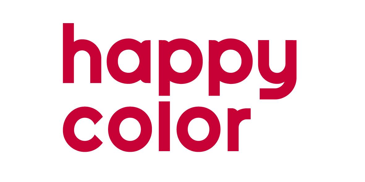 happy color logotyp