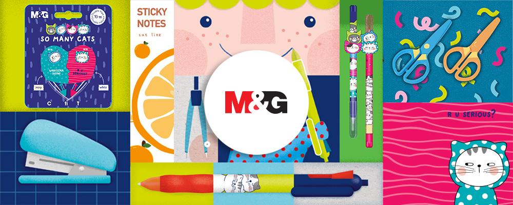 M&G banner