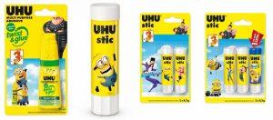 UHU twist&glue Minionkimale-horz